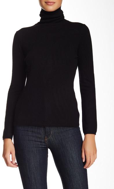 In Cashmere Turtleneck Cashmere Sweater