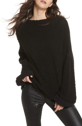 Women's Free People Cuddle Up Pullover
