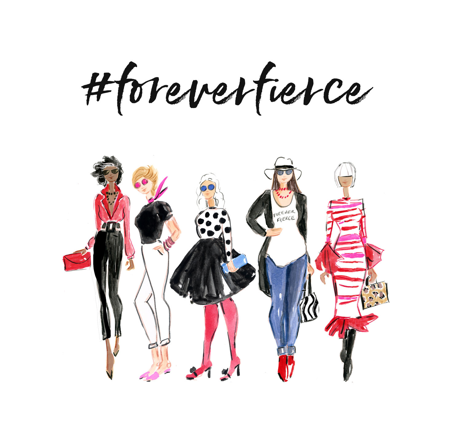0b6d877672479c Forever Fierce Day - What does it Mean to be Fierce at Midlife  — Silver is  the New Blonde®