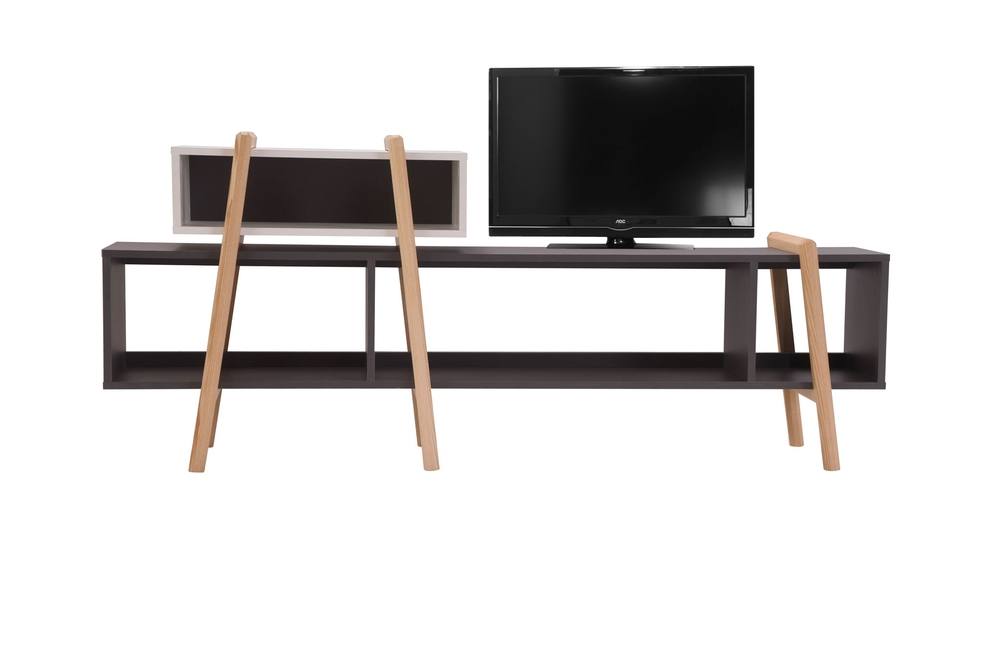 wood-tang, meubles modulables ? studiolouismorgan - Meuble Tv Design Scandinave