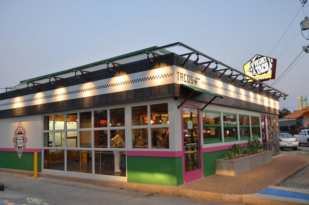 velvet taco -