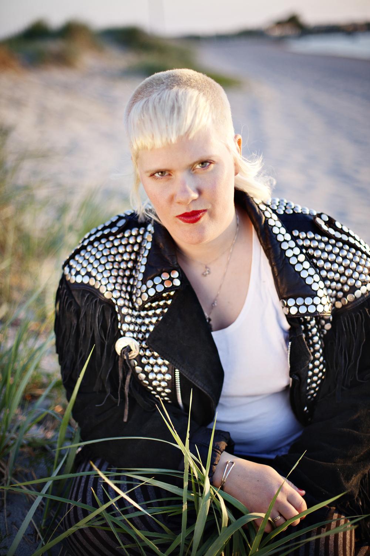 Karolina Bång, feminist comic artist