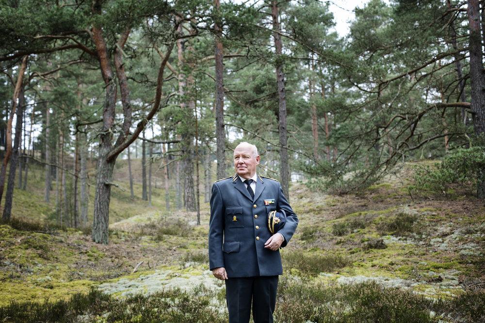 Colonel, Sydsvenskan