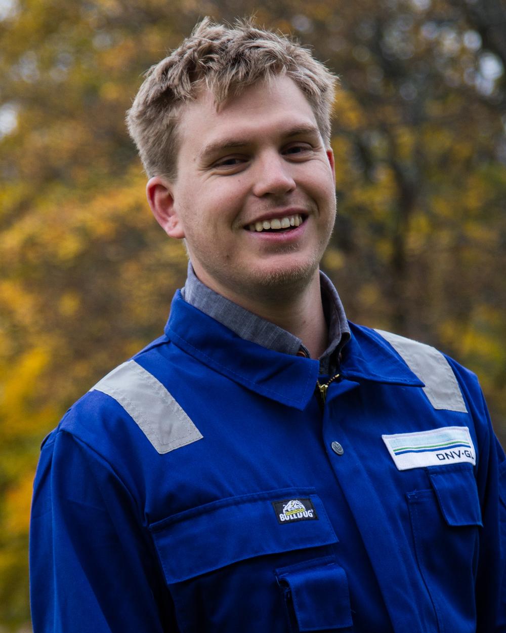 Magnus Buodd - Production manager Studies: Mechanical Engineering Campus: NTNU Gløshaugen Hometown: Larvik, Norway