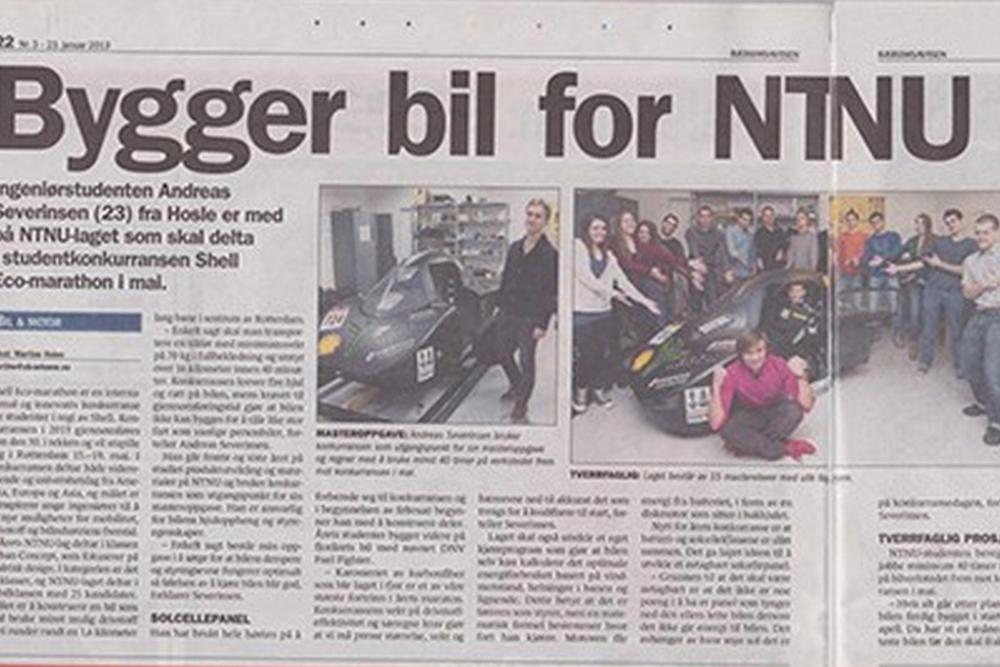 Bærumsavisen // 23.01.2013