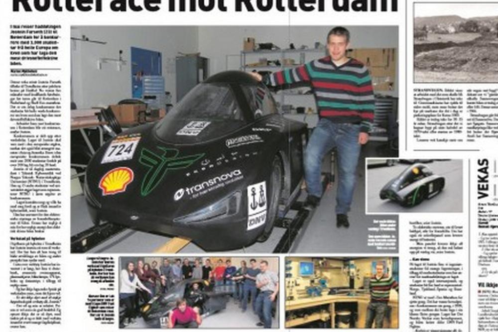 Vikerbladet // 12.01.2013