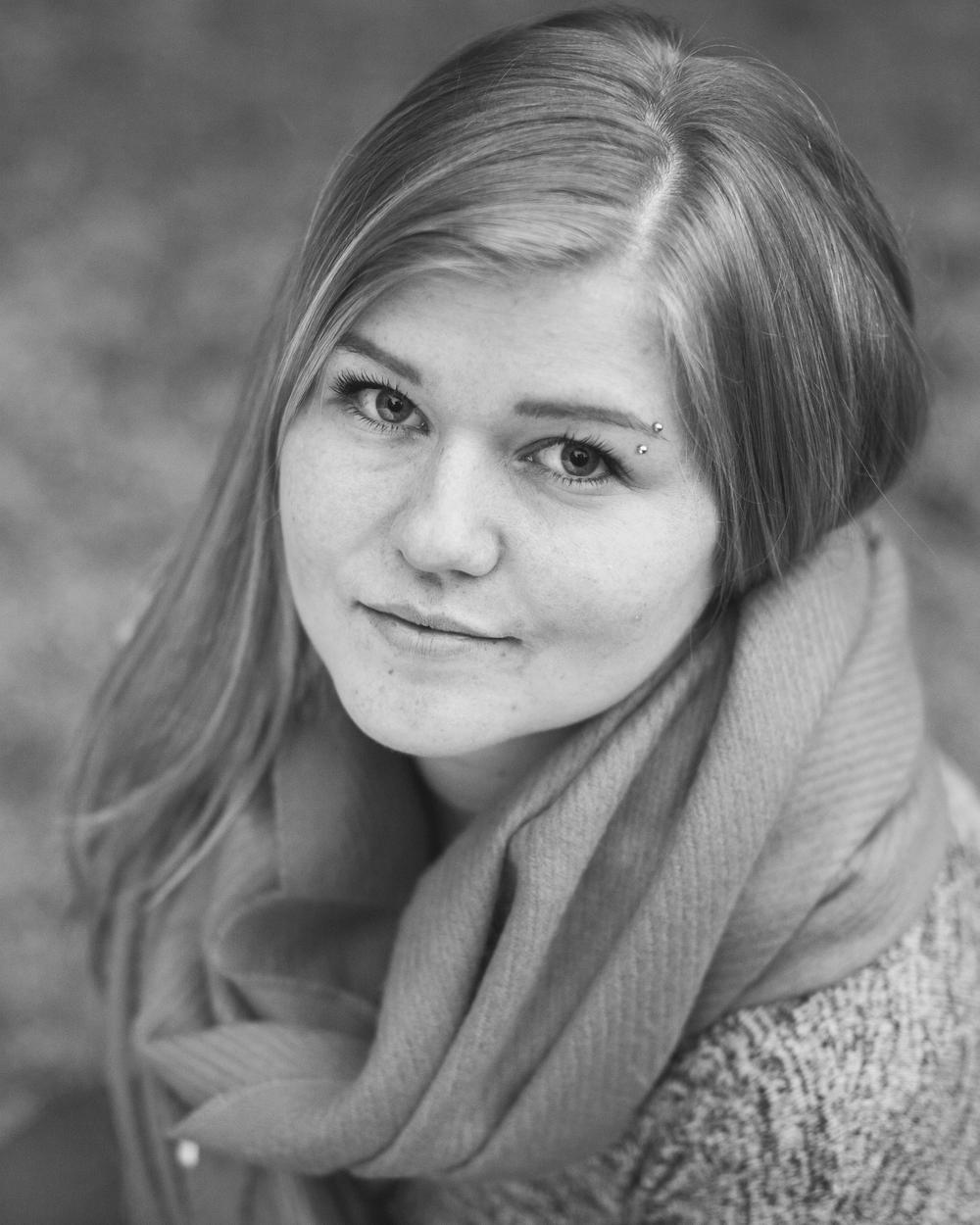Michelle Brenden – Interaction Designer Studies: Interaction Design Campus: The Norwegian School of Creative Studies Hometown: Bodø, Norway