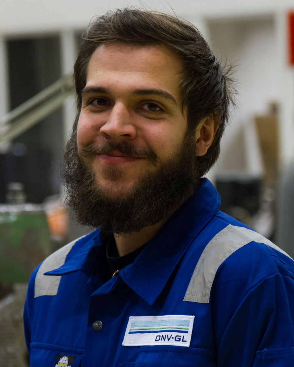 Emil Edwin -Mechanical Engineer Studies: bachelor Mechanical Engineer Campus: HiST Hometown: Norway