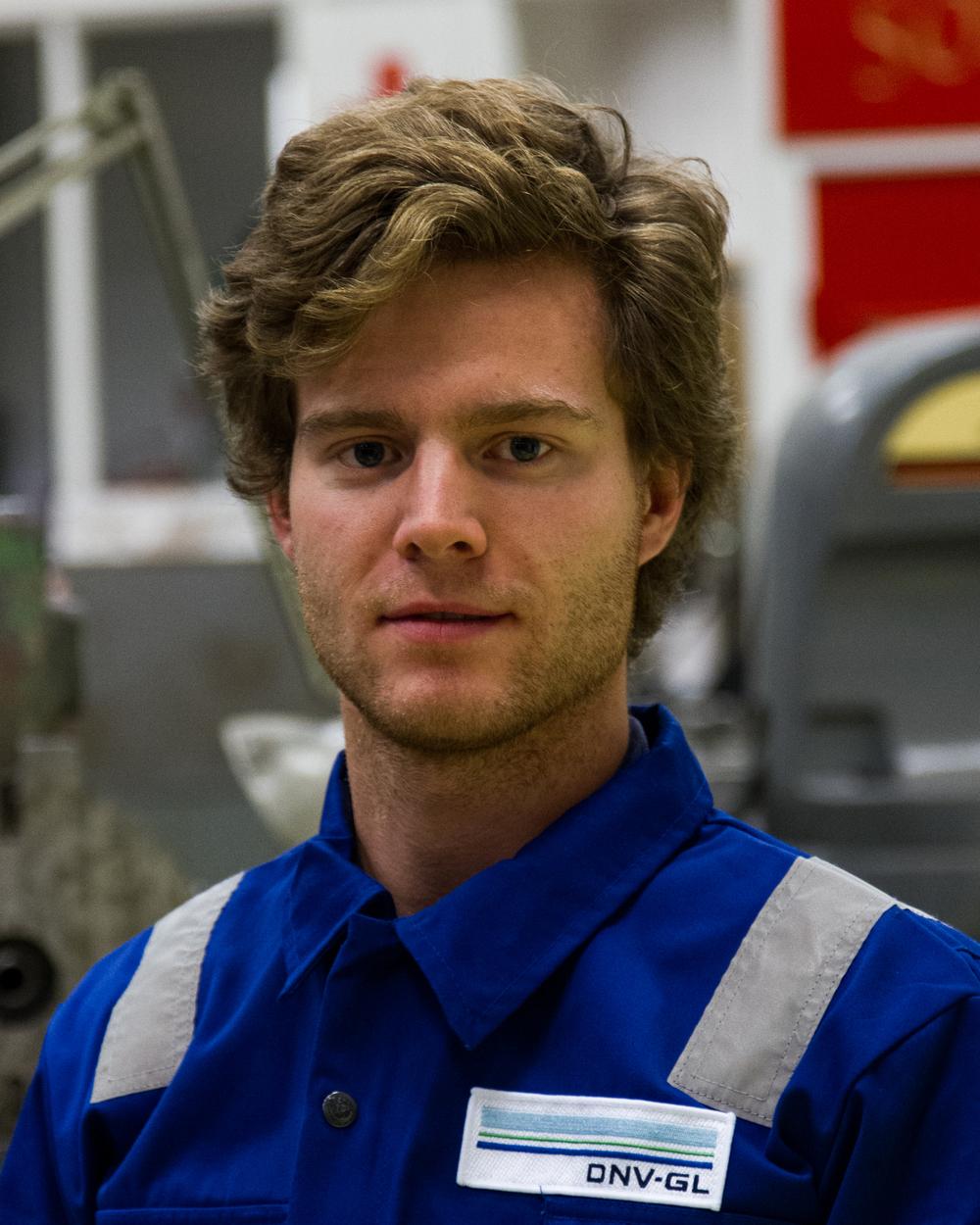 Jens Rief - Mechanical Engineer Studies: bachelor Mechanical Engineer Campus: HiST Hometown: Røa, Oslo, Norway