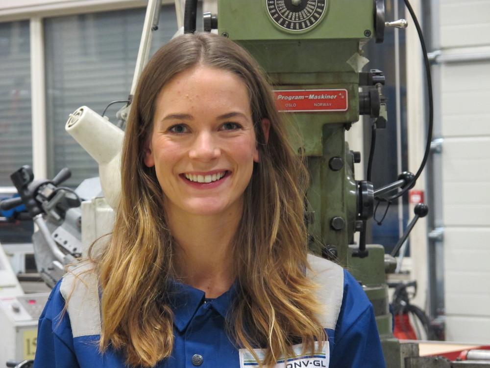 Maria Utseth Christoffersen -Project Manager Studies: Mechanical Engineering Home university: NTNU Hometown: Asker, Norway