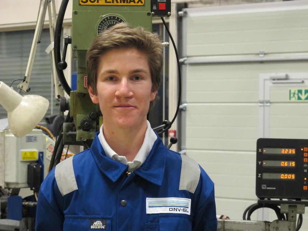 Kristoffer Nesland- Mechanical Engineer Studies: Mechanical Engineering Home university: NTNU Hometown: Lommedalen, Norway