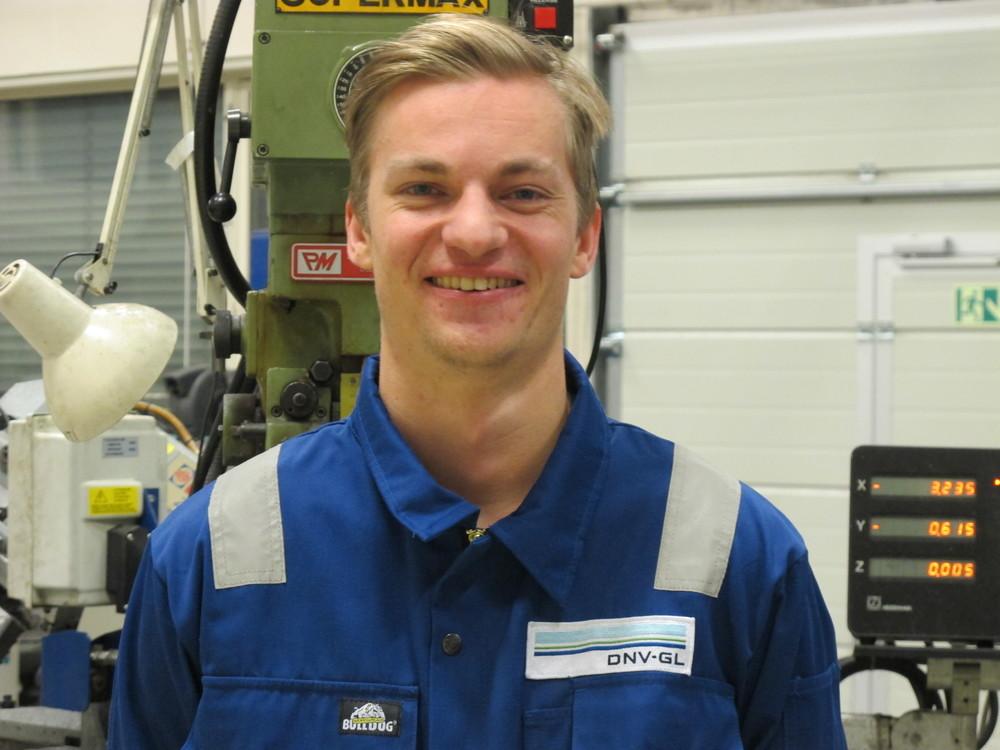 Anders Gildberg – Mechanical Engineer Studies: Mechanical Engineering Home university:NTNU Hometown: Bekkestua, Norway