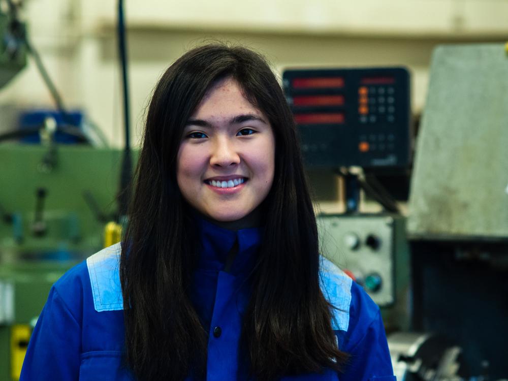Maja Zhang Olsen- PR Field of study: Industrial Economics Home university: NTNU Hometown: Tromsø, Norway