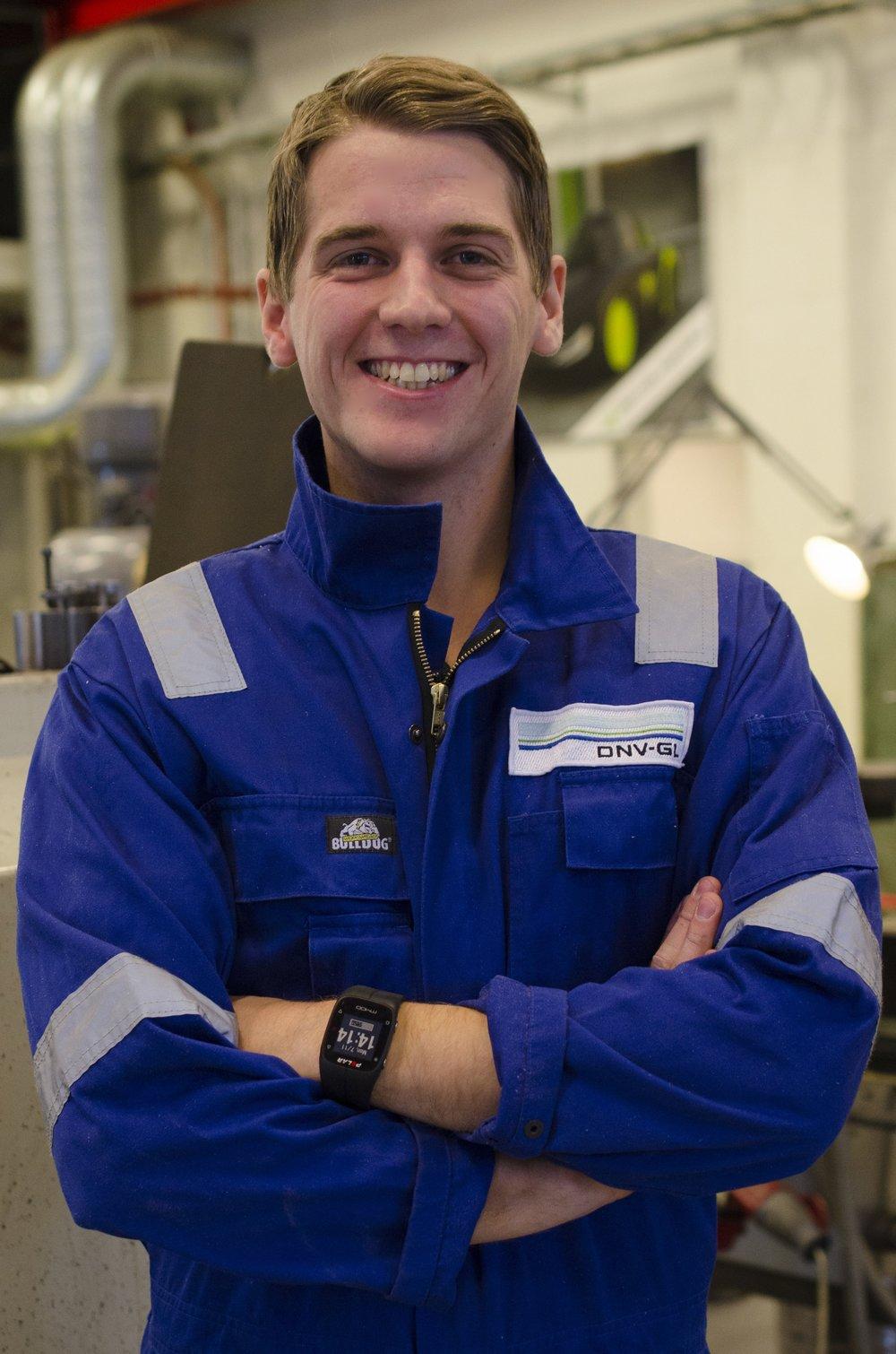 Bård Carlsen:Project manager