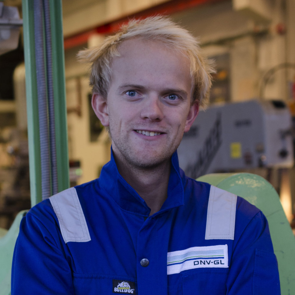 CFD monocoque Espen Halvorsen Verpe Energy, Process and Flow Engineering, 4th year Hometown: Haugesund