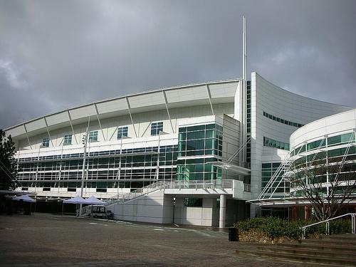 Here is my beloved Mia Ham Building
