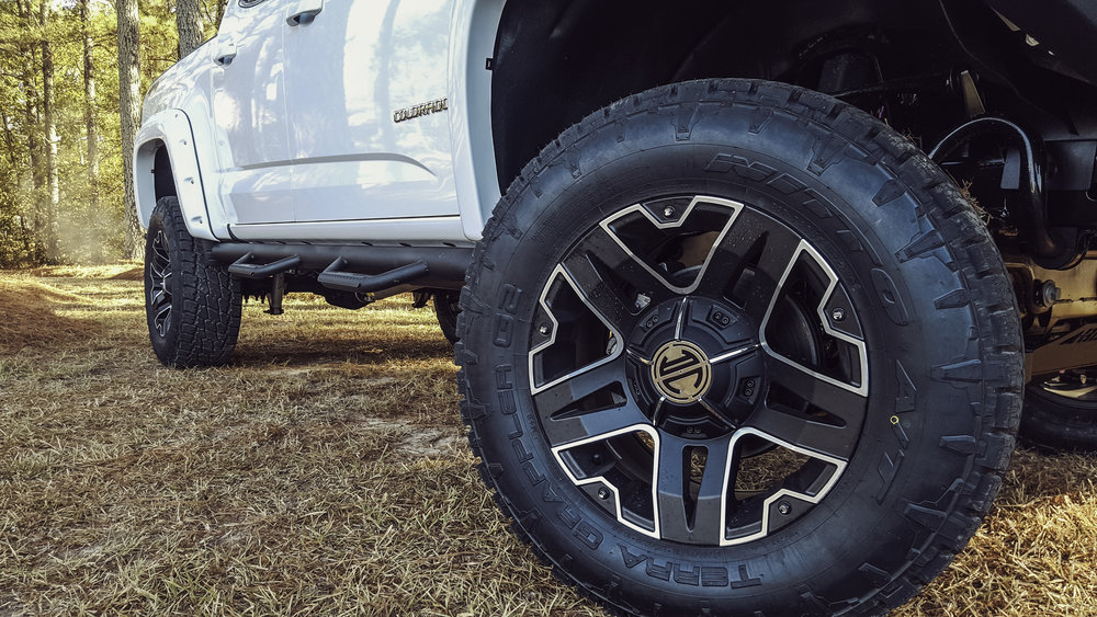Copy of SCA Chevy Colorado Wheel