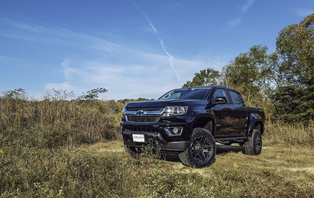 Copy of SCA Chevy Colorado - Black
