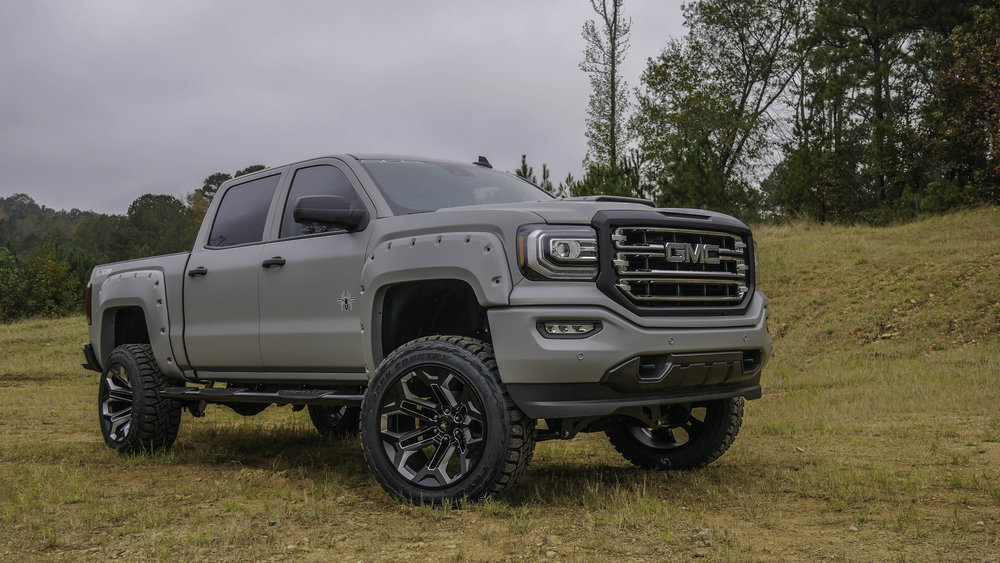 SCA GMC Armed Forces Edition Black Widow