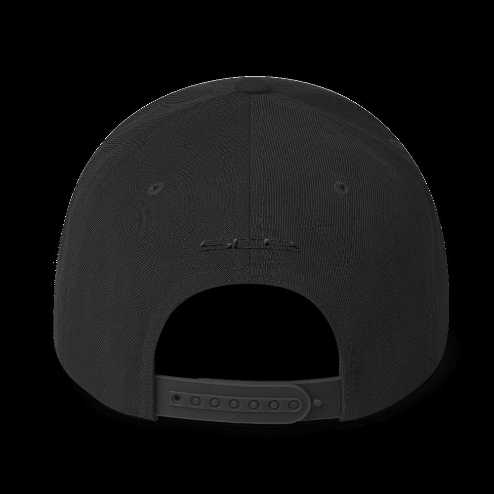 G2 Wool Blend Snap Back Cap — SCA Performance  4e330bbf2d4