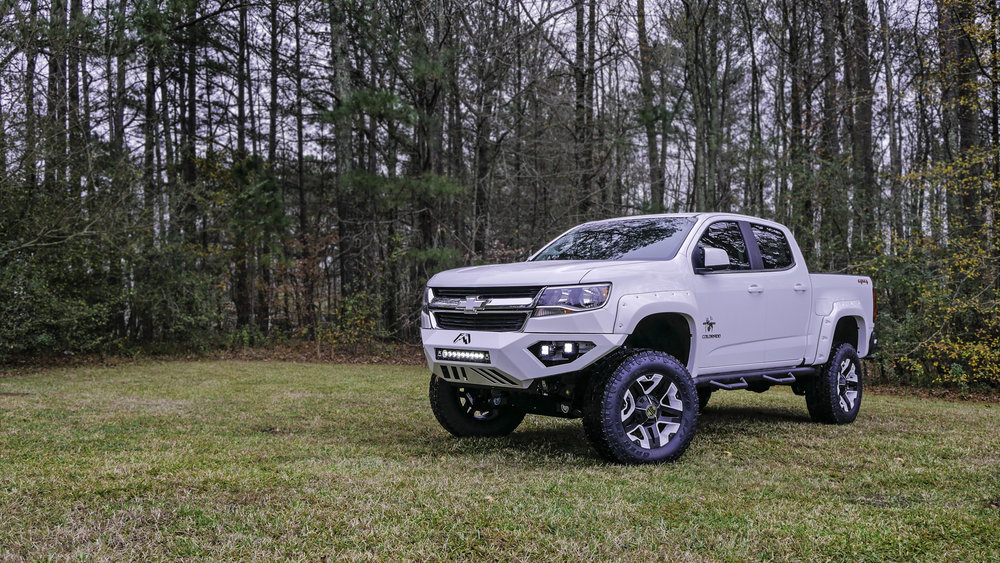 SCA Chevy Colorado