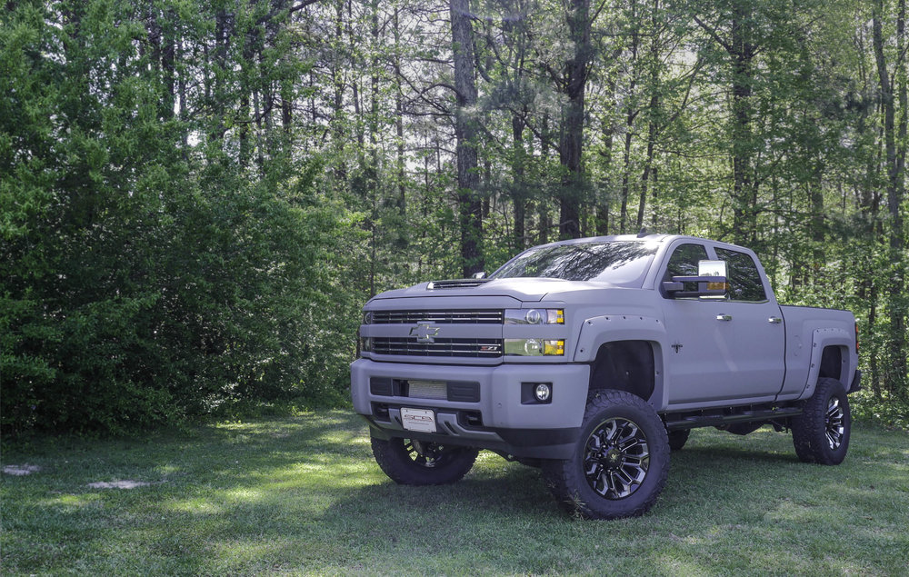 SCA Armed Forces Edition Chevy Black Widow HD