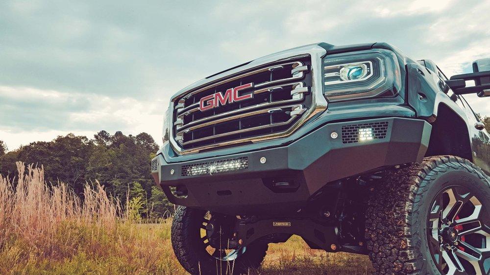 SCA GMC Bumper