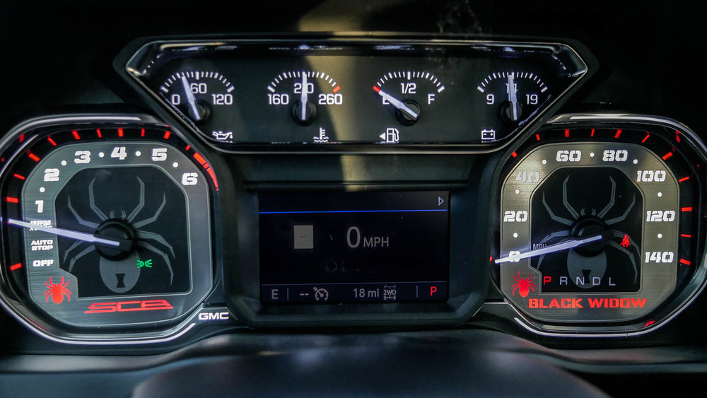 2019 GMC Sierra Black Widow Gauges.jpg