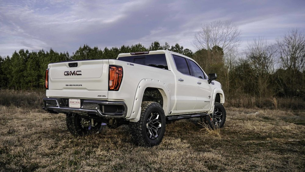 2019 GMC Sierra Black Widow Rear Qtr Small.jpg