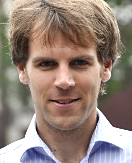 Jens Groot, directeur Basic Water Needs