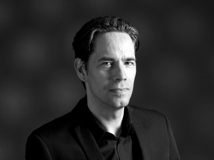 Jacob van Rijs, partner bij MVRDV (Alle foto's: MVRDV)