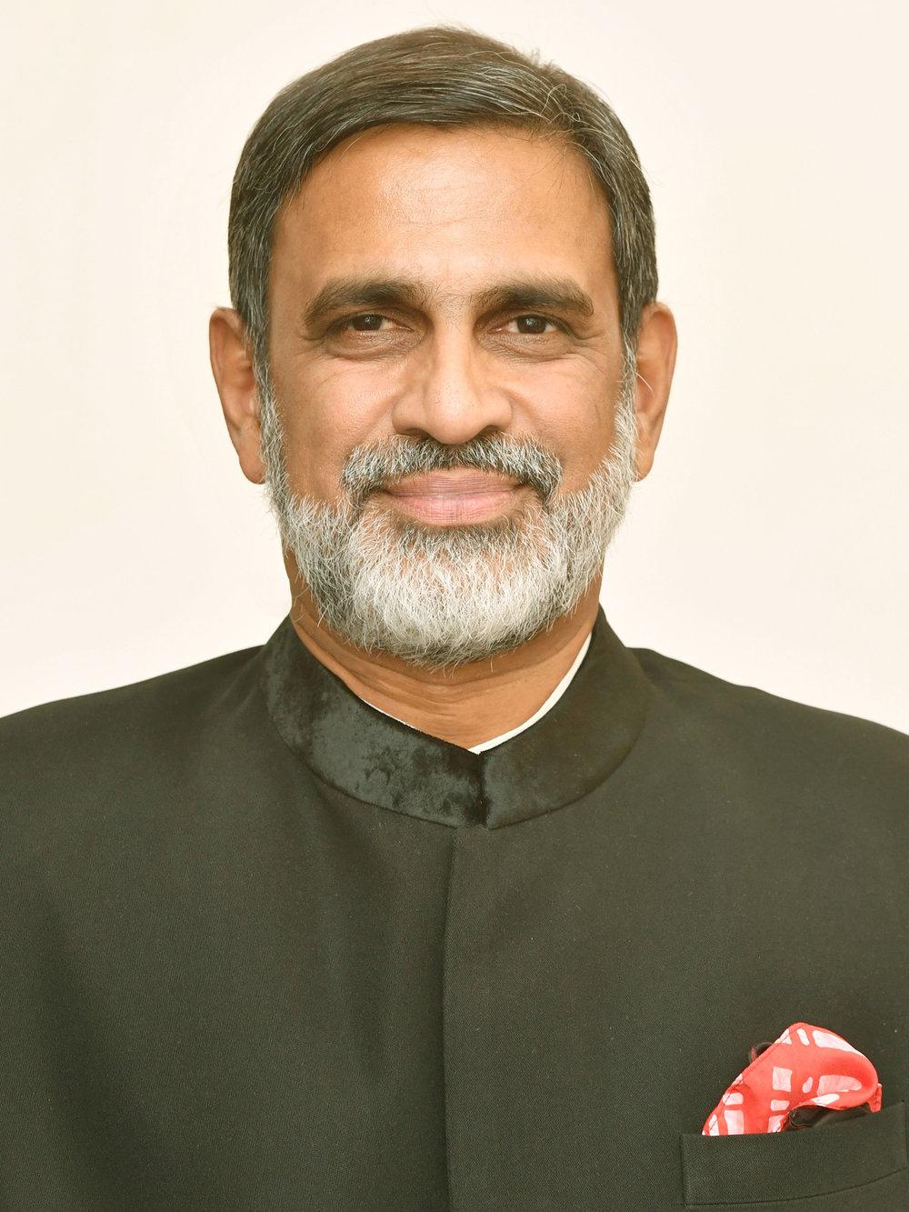 Ambassadeur Venu Rajamony (foto: Indian Embassy)