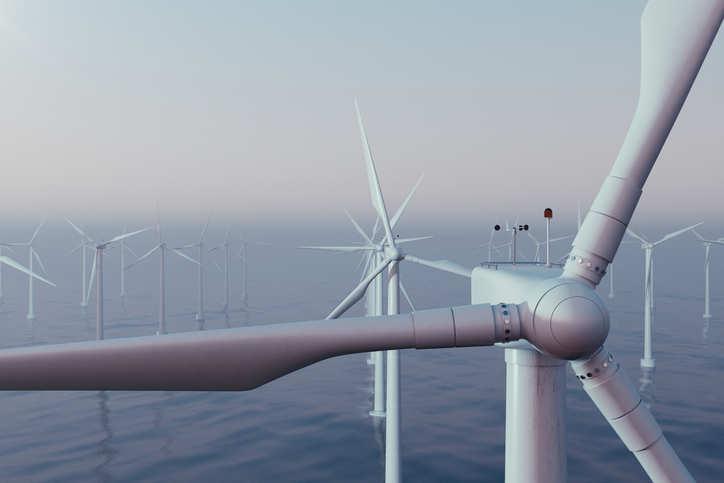 Windenergie in India