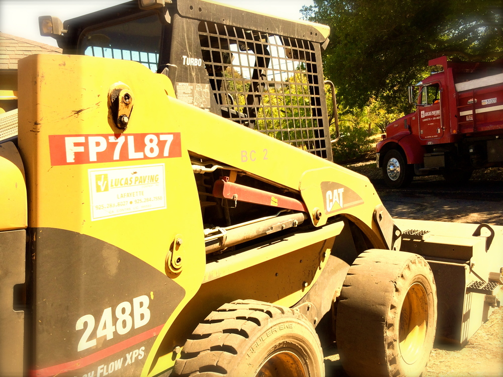 2012 CAT Peterson Skid Steer- PC206