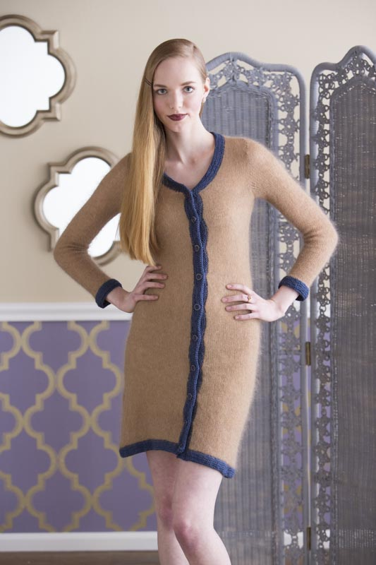 Aswan Dress with Tunic Option