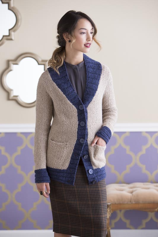Madingley Shawl-Neck Cardigan