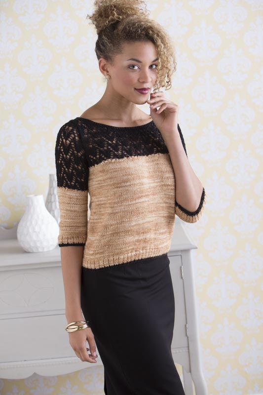 Xian Lace Pullover