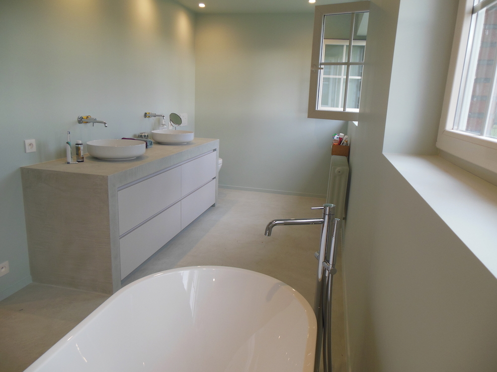 Keuken badkamer verf u devolonter