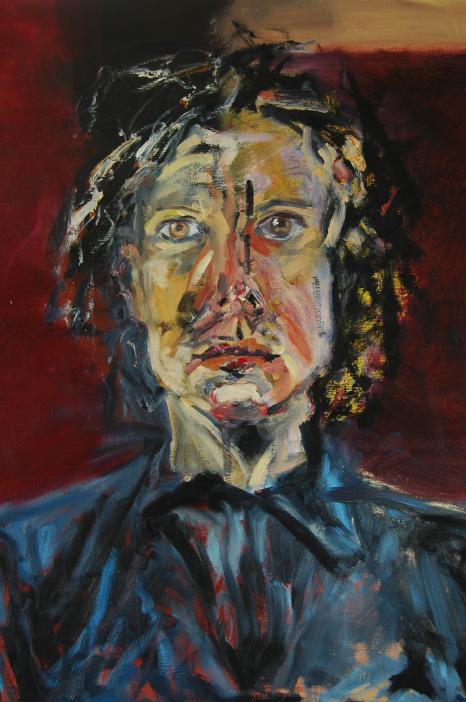 zelfportret 0 - oil painting - 50 x 70.jpg