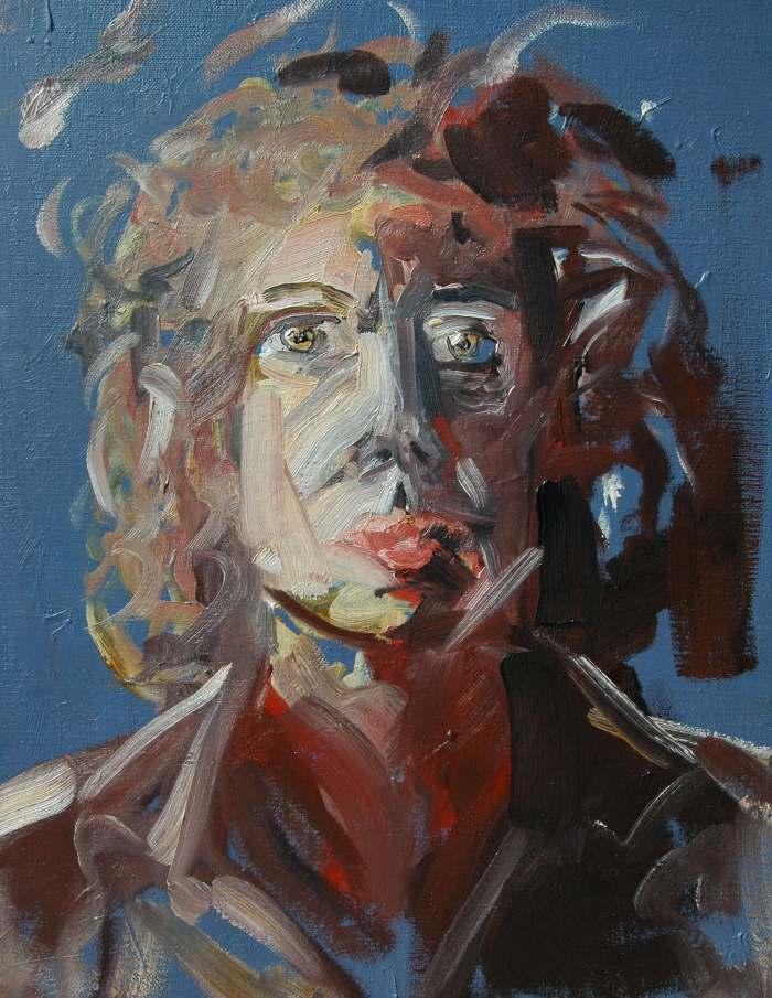 zelfportret 00 - oil painting - 30 x 40.jpg