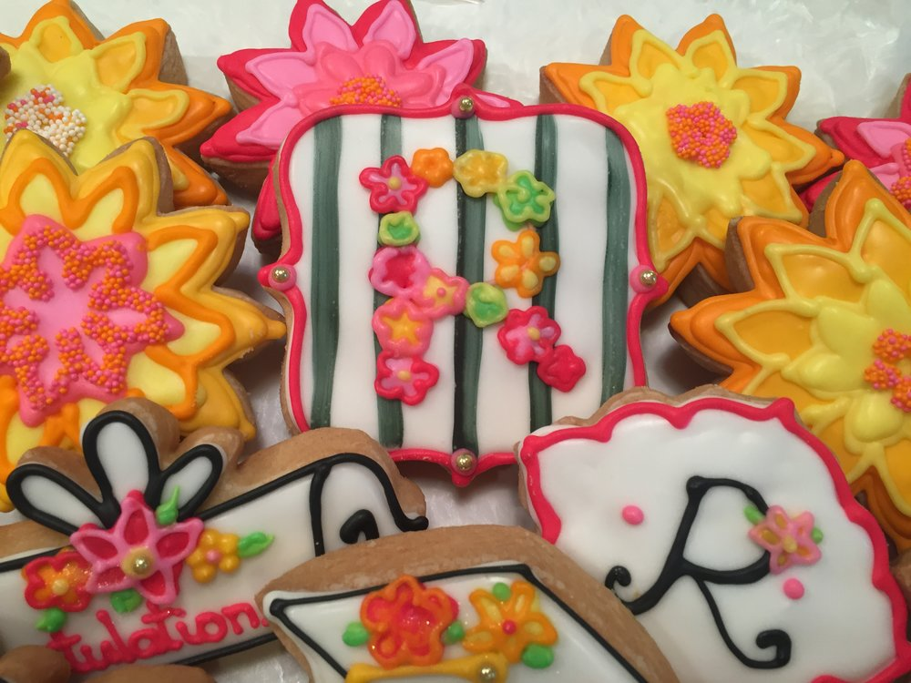 Graduation Custom Cookies