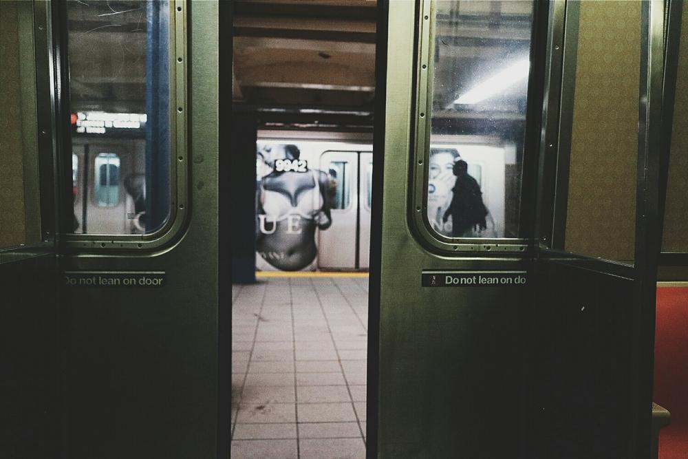 Jay St station, Brooklyn NY