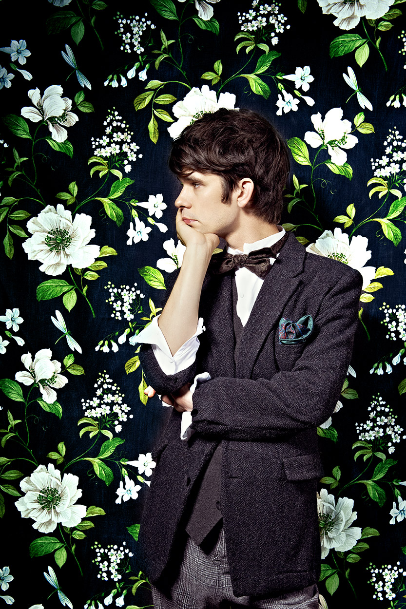 ACTOR BEN WISHAW FOR BRITISH GQACTOR BEN WISHAW FOR BRITISH GQ