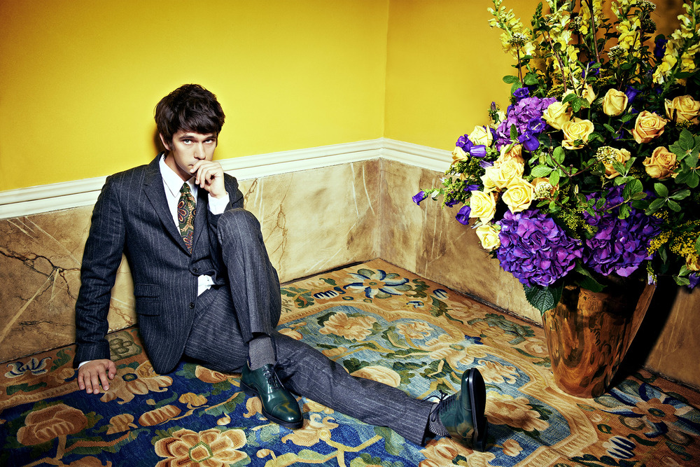 ACTOR BEN WISHAW FOR BRITISH GQ