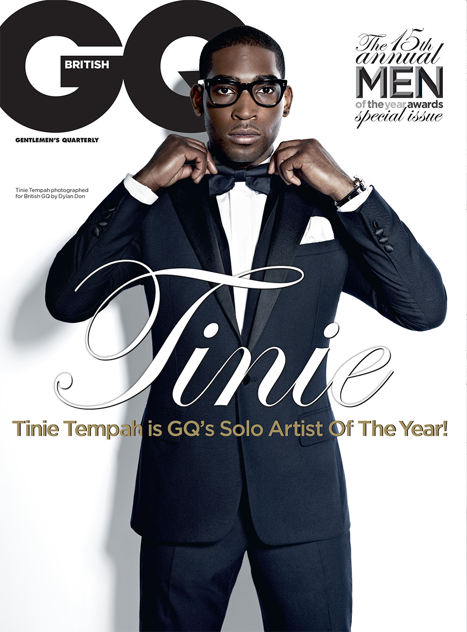 TINIE TEMPAH FOR BRITISH GQ