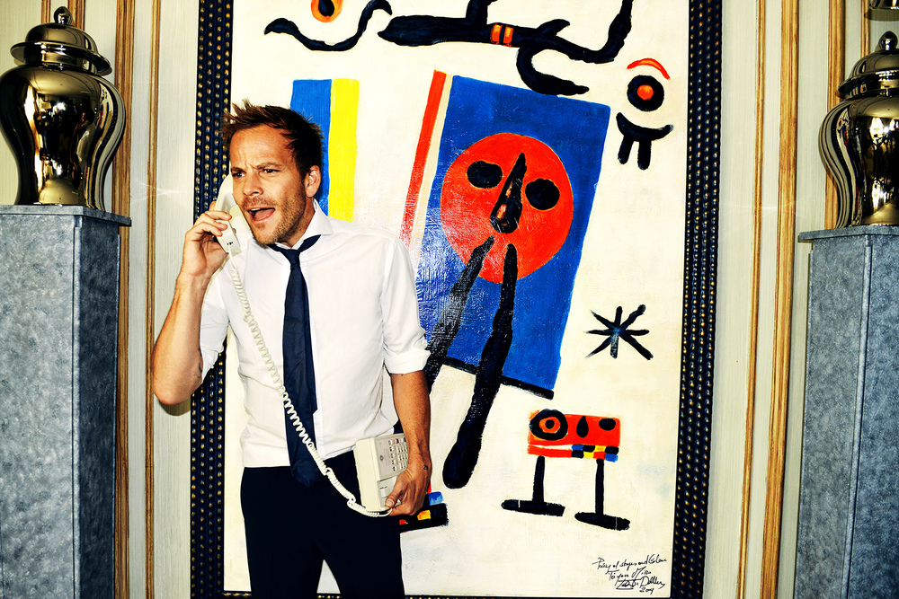 STEPHEN DORFF FOR LIFESTYLEMIRROR