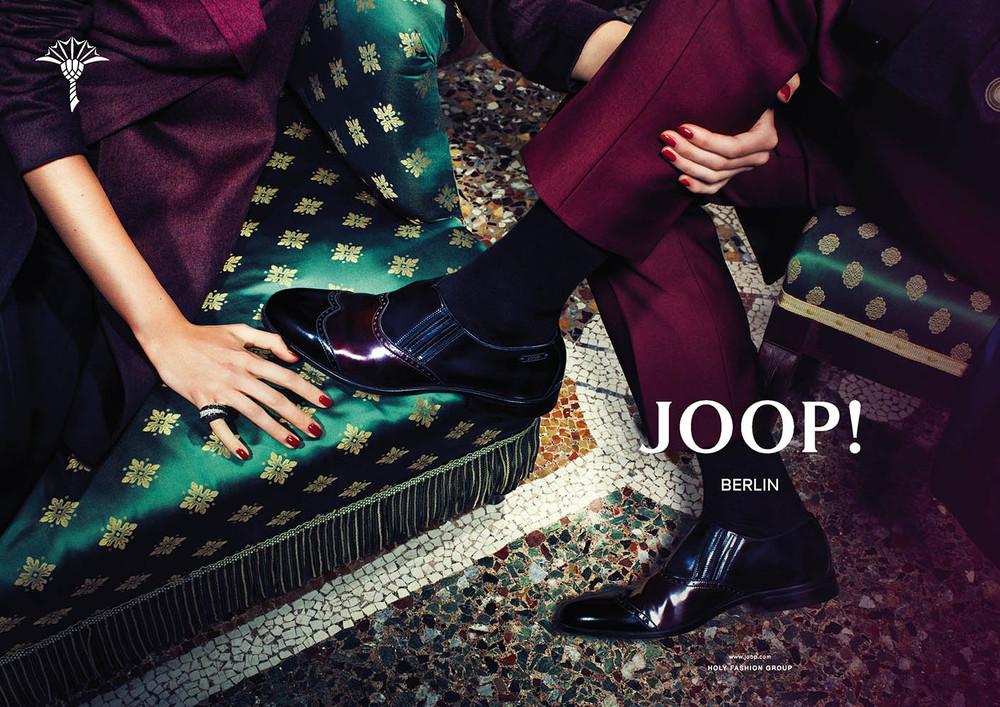 JOOP F/W 2014 CAMPAIGN