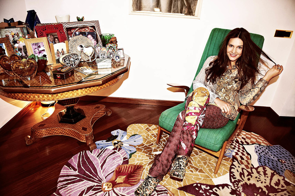 MARGHERITA MISSONI FOR STYLE.COM