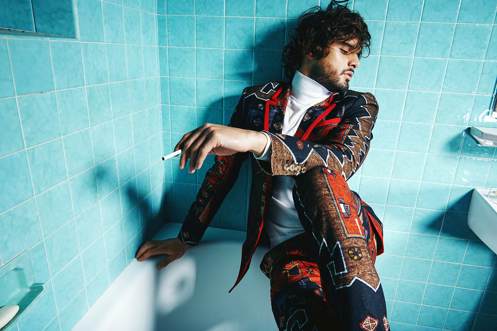 MARLON TEIXEIRA FOR GQ FRANCE