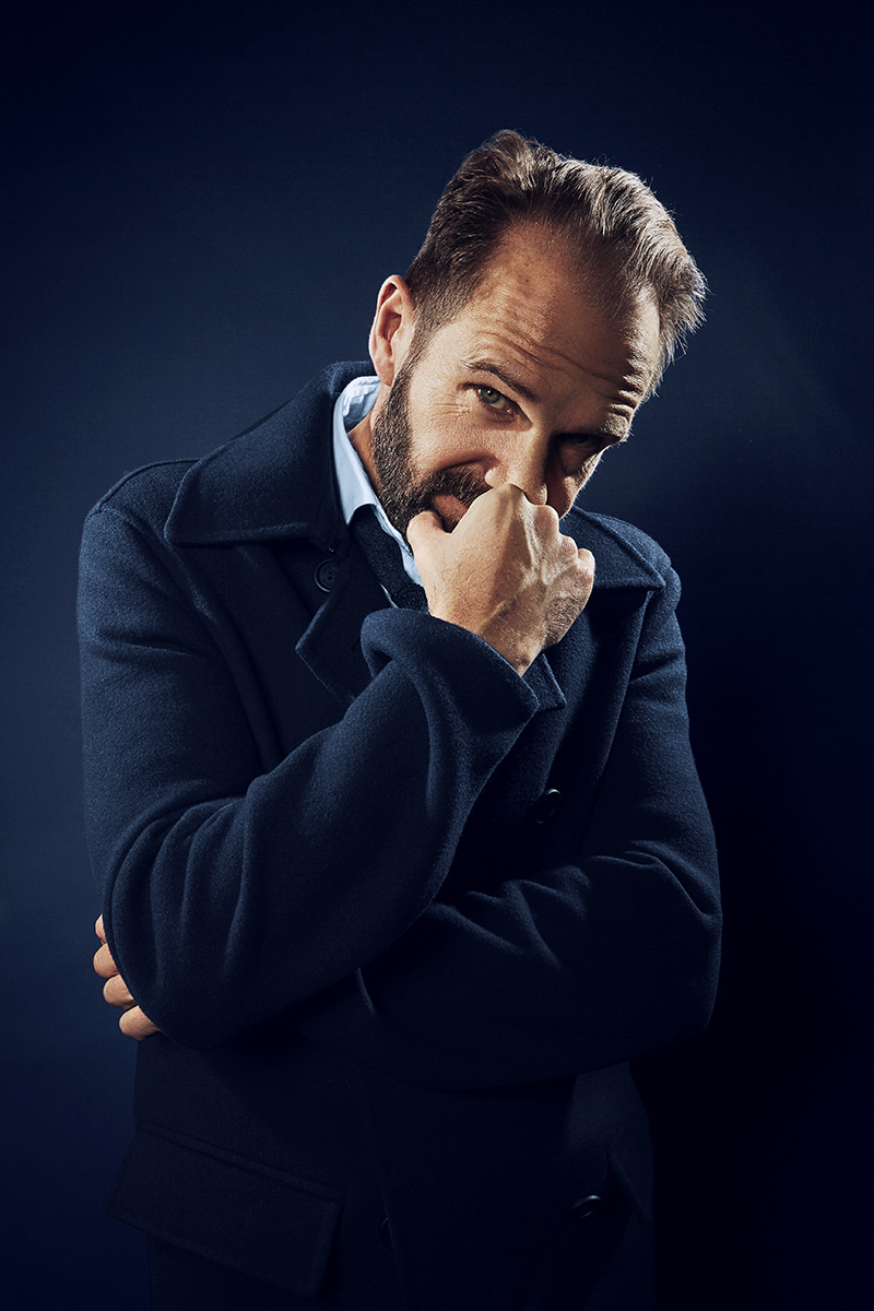 RALPH FIENNES FOR GENTLEMANS JOURNAL